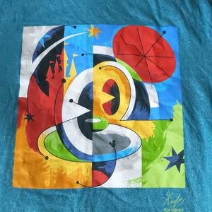 Disney Parks Artists Series Dave Keefer Shirt XL